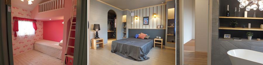 スウェーデン住宅 内観イメージ